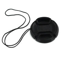 2pcs 40.5mm Lens Cap Cover for Sony A6500 A6300 A5100 A6000 NEX6L 16-50mm Lens
