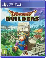 Dragon Quest Builders For PS4 (New & Sealed)