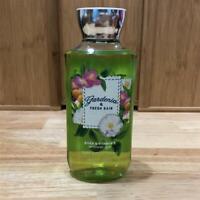 NEW Bath & Body WorksGardenia & Fresh Rain Shea & VitaminEShower Gel 10 Oz