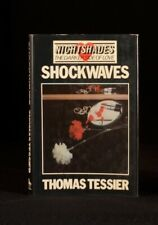 1983 Shockwaves Nightshades Thomas Tessier First Edition Scarce Hardback