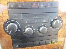 08 09 10 JEEP COMMANDER Temperature Control Front 735865