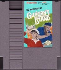 THE ADVENTURES OF GILLIGAN'S ISLAND ORIGINAL CLASSIC NINTENDO GAME NES HQ