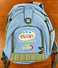 2004 Wilson Evian Us Open Tennis Backpack - New