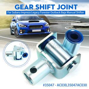 Gear Shift Joint Manual Shifter Linkage For SUBARU Impreza Forester