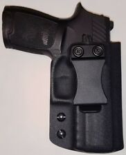 Sig Sauer P320 COMPACT - Inside the Waistband (IWB)  Kydex Holster - (Black)