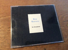 Wim Mertens -  No Testament  [ CD Maxi Single] 1989