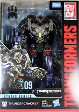Transformers Studio Series ~ THUNDERCRACKER MOVIE SERIES FIGURE #9 ~ TRU Excl.