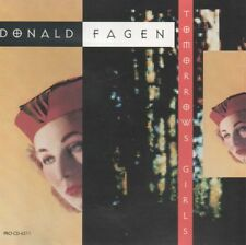 DONALD FAGEN CD 1993 reprise PROMO TOMORROW'S GIRL 1 track Pro-CD6211 Steely Dan