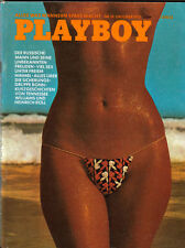 PLAYBOY 1973/10 [Oktober 10/73] * Martha Smith * Tisa Farrow *Henry Shapiro* TOP