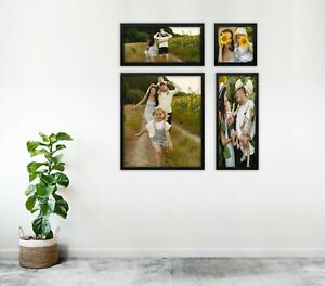 Photo Frame Set For Wall - Gallery wall Geneva Picture Frames - Set Of 4 Frames