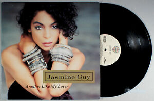 "Jasmine Guy - Another Like My Lover (1990) Vinyl 12"" Single • PROMO •"