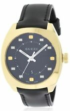 Gucci 30 m (3 ATM) Water Resistance Wristwatches with 12-Hour Dial