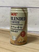 Japan UCC blended coffee cafe au lait calorie off 185 g 30 cans