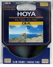 HOYA CIR-PL 52mm  Circular Polarizing / Polarizer Filter for Camera lenses CPL