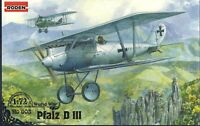 Roden 003 - Pfalz D. III WW I - 1:72