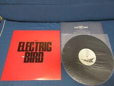 Electric Bird Japan Promo only Vinyl LP Sampler David Matthews Masuo Honda Ohono