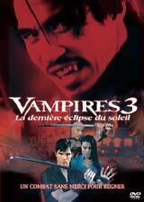 Vampires 3, la dernière éclipse du soleil (DVD) NEUF