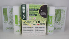 Naturerbe COLOR ERBE bio Tinta TINTURA capelli 60ml biologica colore 7 MOGANO