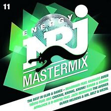 ENERGY MASTERMIX 11 3 CD NEU