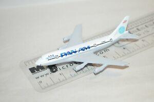 """die cast airplane Matchbox SB-10 Pan Am Boeing 747 jet 4.5"""""""