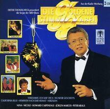 Goldene Stimmgabel (1990, ARD, D. T. Heck) Matthias Reim, Nena, München.. [2 CD]