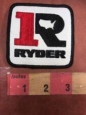 RYDER Truck Advertising Patch (version 2) 95AH