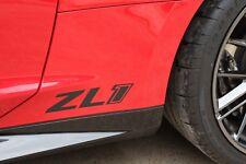 ZL1 Camaro Decal, custom Camaro Rocker graphic, Camaro racing Sticker