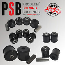 Audi A3 / TT / Q3 Complete Rear PSB Polyurethane Suspension Bush Kit 2005 - 2010
