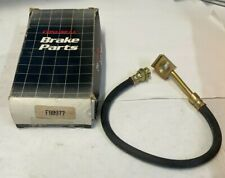 Brake Hydraulic Hose Front Right Coni-Seal F80977 73-79 Ford E F Series