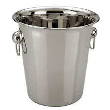 Buckingham 5L Stainless Steel Wine / Champagne Ice Bucket / Ice Holder