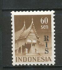 Indonesië Zonnebloem  56 postfris