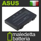 Batteria POTENZIATA 5200mAh per Asus A32-F82 K50C K50IJ P50IJ X5DIJ X5DIN (HR4)