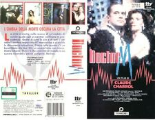 DOCTOR M (1992) -  VHS Panarecord Video 1a Ed.  Chabrol