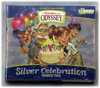NEW Silver Celebration CD Adventures in Odyssey AIO Focus on the Family Team