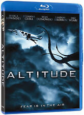 Altitude (Blu-ray) Jessica Lowndes, Julianna Guill, Ryan Donowho NEW