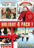 Holiday 4 Pack, Vol. 1 (DVD, 2011, Canadian)