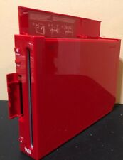 Nintendo Wii Red Replacement Console RVL-001 -Console Only GameCube Compatible