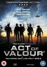 Act of Valour [DVD] (2012) By Jason Cottle,Nestor Serrano.