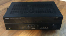 Yamaha RX V-367 AV 5.1 Channel Home Theater Receiver Used No Remote