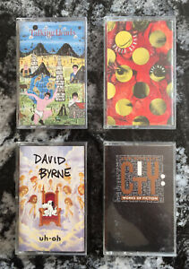 TALKING HEADS  DAVID BYRNE JON HASSELL • Cassete Tape Lot! Tested & play great!