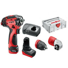 Mafell A10M Cordless Drill Driver Set | In T-Max Systainer | 919921