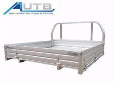 Aluminium Ute Tray Suit most Dual Cab Utes -  1880mm L x 1855mm W x 930mm H