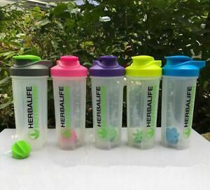 700ml Herbalife Water Bottle BPA Free Drinking Plastic Fruit Sports Bottle Shake