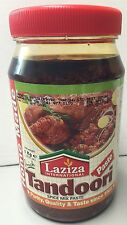 TANDOORI PASTE LAZIZA  1KG JAR IDEAL FOR CHICKEN TIKKA TANDOORI BBQ