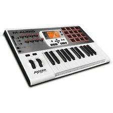 M-Audio Pro Audio/MIDI Controllers with Rotary Encoders