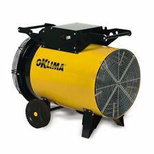OKLIMA SK 120 C CANNONE ARIA CALDA ELETTRICO INDUSTRIALE 30 kW