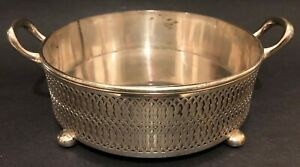 Antique Tiffany & Co Sterling Silver  Basket
