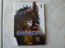 manga chonchu