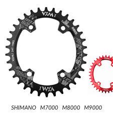 Plato BCD 96 Shimano M7000 M8000 M9000 30 32 34 36 38 Dientes Asimetrico 96BCD