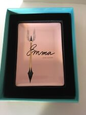 NIB Kate Spade New York A Way With Words Emma Tray $39.99 + Free Shipping